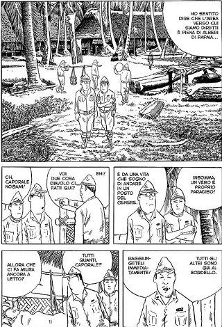 Shigeru Mizuki racconta l'assurdità della Nobile Morte