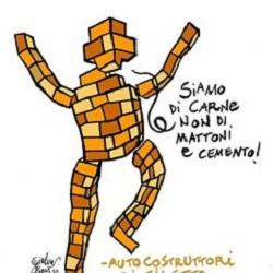 """""""Disegnare la Nostra Casa"""": una merenda e una mostra temporanea di Gianluca Costantini"""