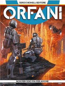"""Orfani #2 - """"Non per Odio ma per Amore"""", Recchioni, Bignamini e i legami tra gli Orfani"""