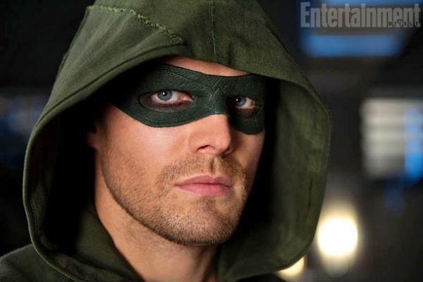 Nuovo look per Arrow