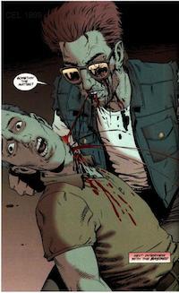 """Qualcosa non va?"", n. 2, p. 24. © dc Comics/Vertigo."