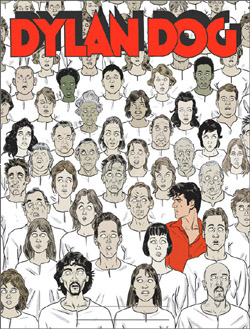 Copertina di Dylan Dog #327