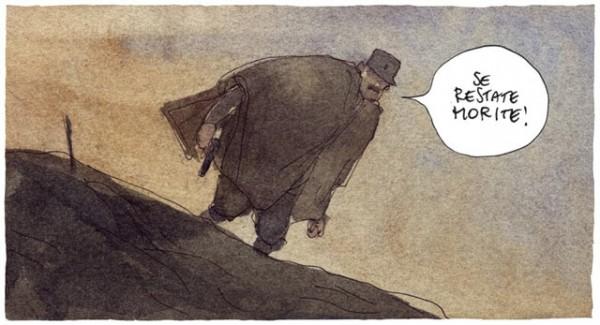 """Gipi, unastoria: """"Un fumetto per cui fosse difficile volermi bene"""""""