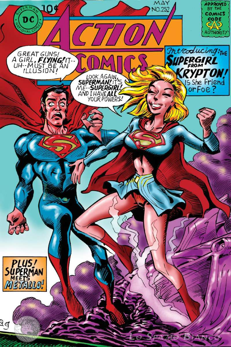 Action Comics #252 - Alessandro Gottardo