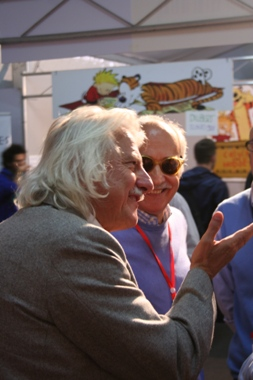 Lucca Comics 2013 - Incontro con Berardi e Milazzo