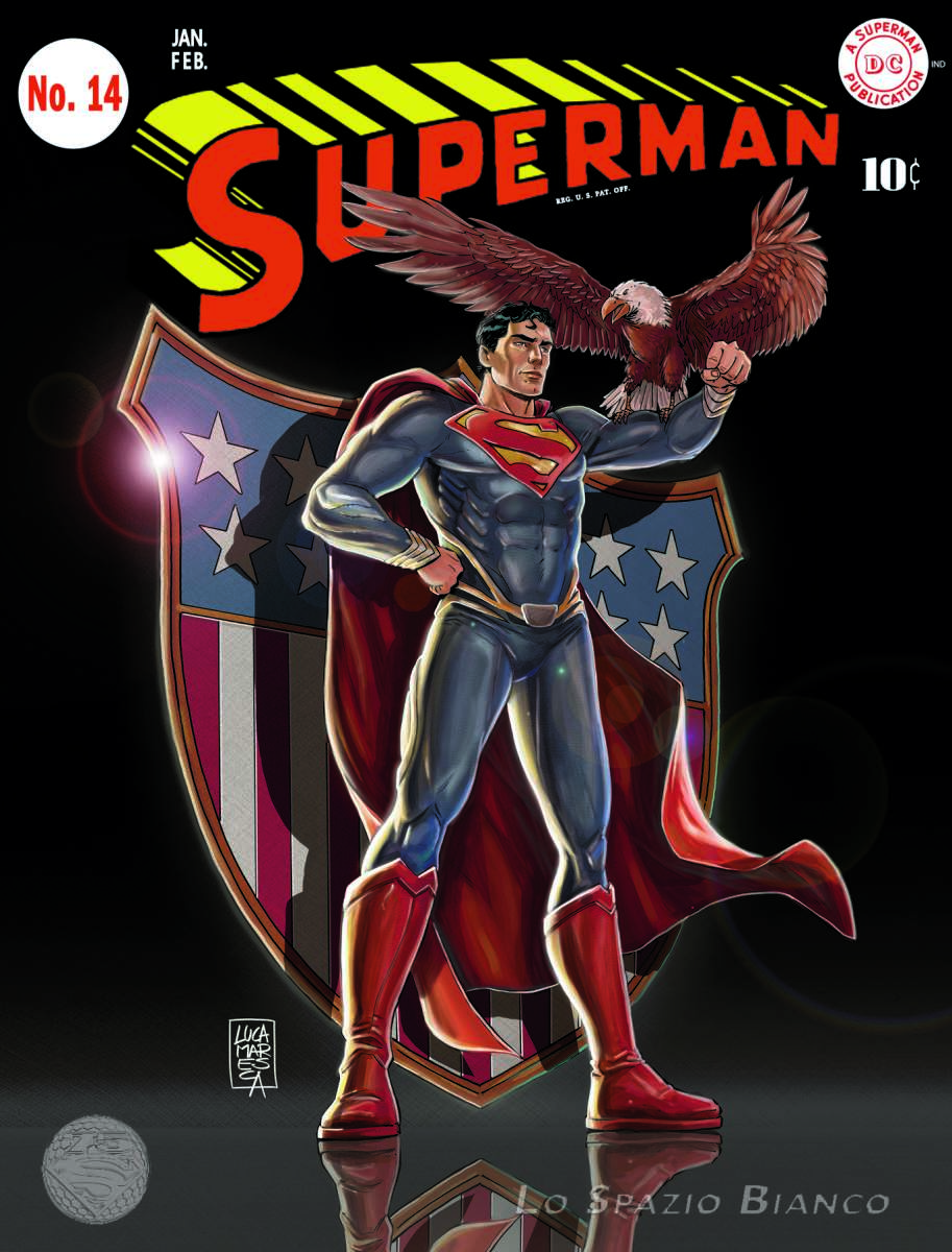 Superman #14 - Luca Maresca