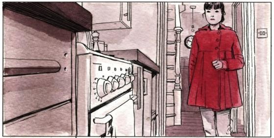 """Arriva in libreria, da Bao Publishing, """"Il Nao di Brown"""" l'attesissimo romanzo grafico di Glyn Dillon"""