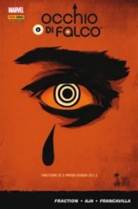 Occhio di Falco #5 (Fraction, Aja, Francavilla)