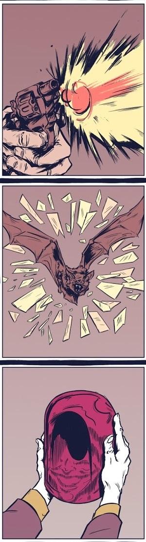 Batman: The Deal, la fan-story di Gerardo Preciado e Daniel Bayliss, sarà tradotta in italiano da Verticalismi.it