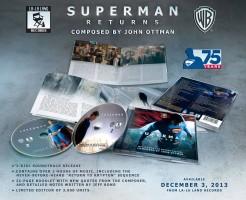 Superman Returns: CD colonna sonora in edizione limitata