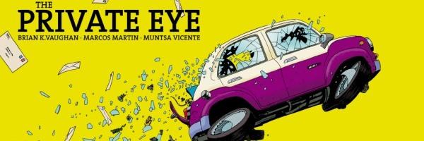 The Private Eye: ovvero il retrofuturo di Brian K. Vaughan e Marcos Martin