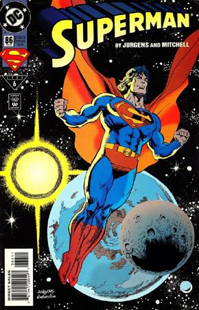 Superman #86 - Walter Trono