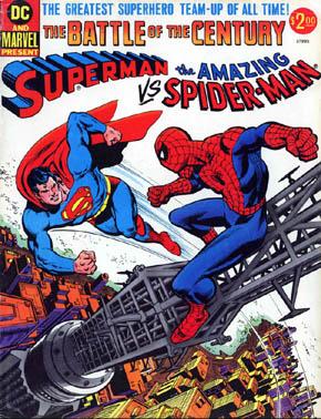 SupermanVsSpider-Man