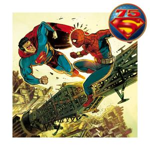 The battle of the century: Superman vs the Amazing Spider-Man – Maurizio Rosenzweig