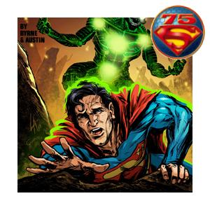 Superman #1 – Antonio Lucchi