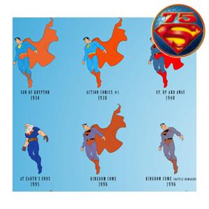 Il corpo di Superman: misura e armonia come simboli incarnati di credibilità e moralità – Prima parte