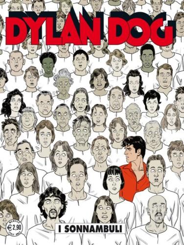 I sonnambuli: intervista ad Andrea Cavaletto sul nuovo Dylan Dog