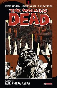 In uscita The Walking Dead 17 e The Walking Dead - Compendium 2