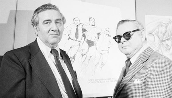 Chi ha creato Superman: la storia di Joe Shuster e Jerry Siegel