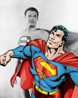 American superway: il Superman televisivo di George Reeves e l'America anni 50