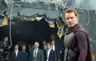 Nuova immagine di Magneto da X-Men: Days of Future Past