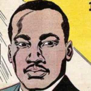 Top Shelf ristampa fumetto su Martin Luther King