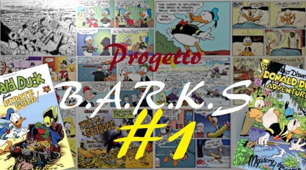Progetto B.A.R.K.S. #1 - Dall'Oro del Pirata al Mistero della Palude ('42-'45)