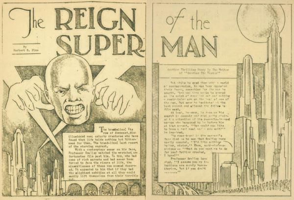 The Reign of Super-Man