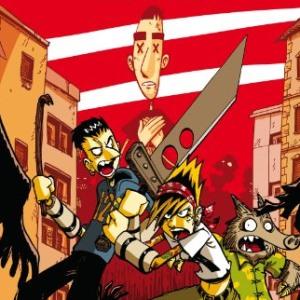 Dodici: se il quartiere Rebibbia invaso dagli zombie rimane nel cuore di Zerocalcare