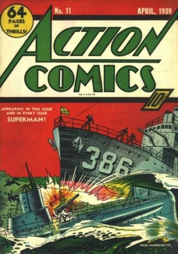 Kal-El, Superman, il potere e la storia (parte 2)