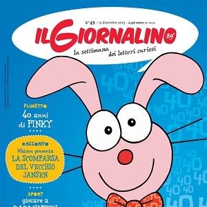 Pinky, di Massimo Mattioli, festeggia il compleanno con 8 storie rappresentative, su il Giornalino