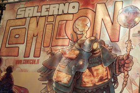 Reportage dal Salerno Comicon 2013