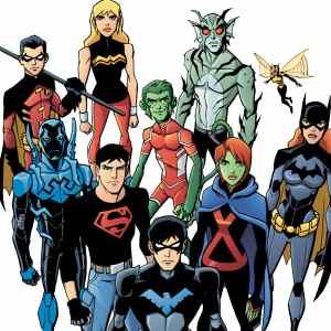 The CW pianifica serie tv su Young Justice, novità su Hourman