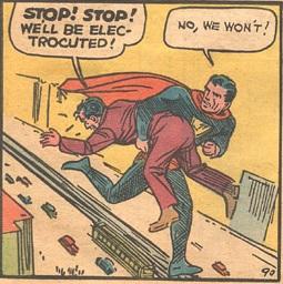 Kal-El, Superman, il potere e la storia (parte 1)