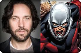 Paul Rudd è Ant-Man