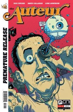 """The Auteur di Rick Spears: quando l'eccesso di originalità rende un fumetto """"pericoloso"""""""