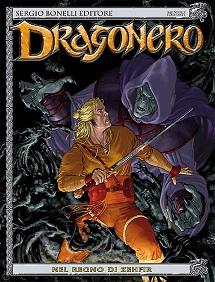 dragonero #7 - cover