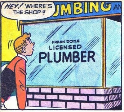 "Frank Doyle, ""Archie""'s Comic"