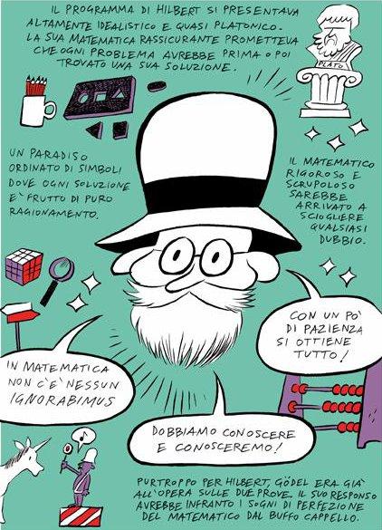 Enigma di Francesca Riccioni e Tuono Pettinato: la vita a fumetti di Alan Turing