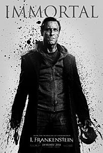 Un prologo a fumetti per I, Frankenstein
