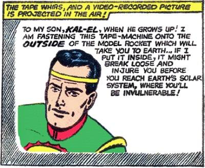 Kal-El, figlio di Jor-El