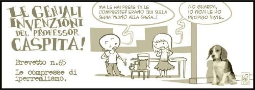 Caspita! Le invenzioni su carta e su web di Lorenzo de Felici