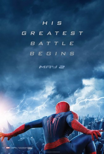 Nuovo teaser poster per The Amazing Spider-Man 2