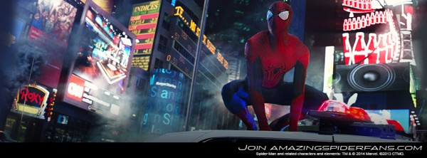 Nuova immagine da The Amazing Spider-Man 2