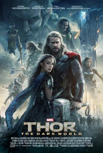 Thor: The Dark World oltrepassa i 600 milioni di dollari
