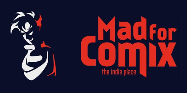 """Nasce """"MadForComix"""", la piattaforma digitale di fumetti Indie tutta italiana"""