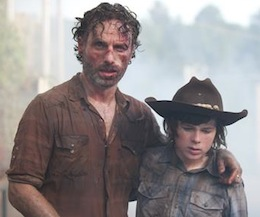 The Walking Dead: nuovo record di pubblico
