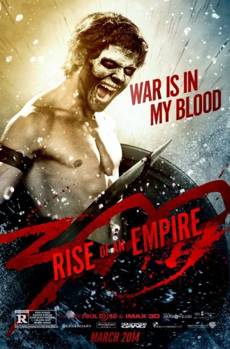 Secondo character poster per 300: l'Alba di un Impero