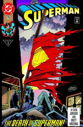 Quella volta che Superman morì