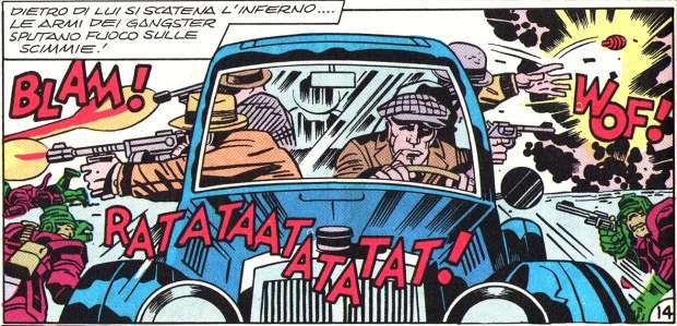 Jack Kirby: una vita disegnata